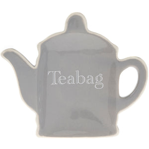 Lesser & Pavey LP42678 Grey Classic Tea Bag Tidy