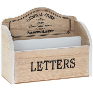 Lesser & Pavey LP43266 General Store Wooden Letters Rack