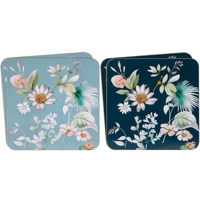 Lesser & Pavey LP93691 Daisy Meadow Coasters - Set of 4
