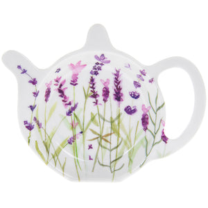 Lesser & Pavey LP94074 Melamine Tea Bag Tidy - Lavender