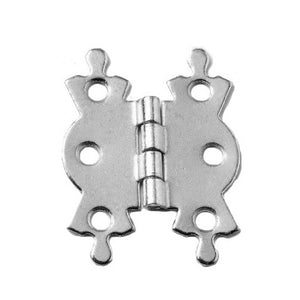 Best Butterfly BZP Pair Hinges - Various Sizes