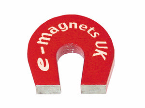 E-Magnets MAG601 601 Ferrite Disc Magnet 20mm Card of 10