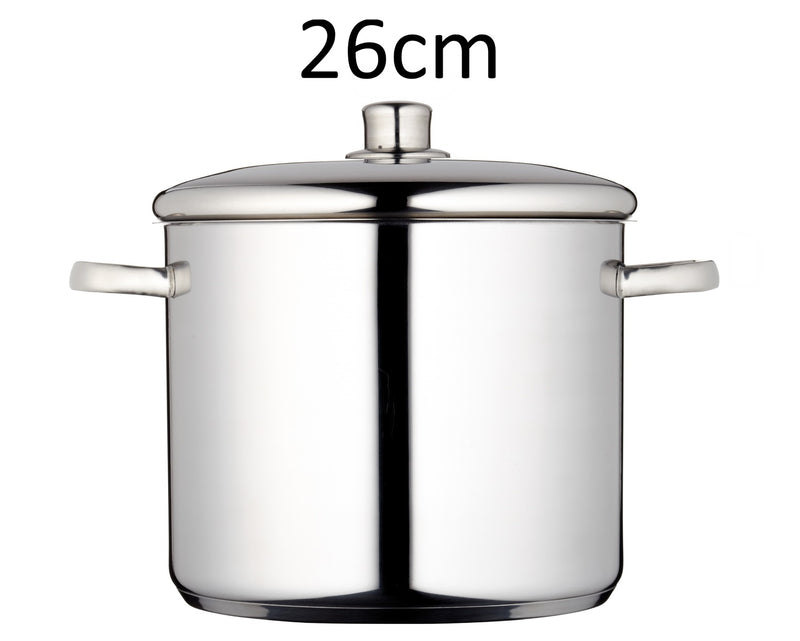Kitchencraft Master Class Stainless Steel Stockpot
