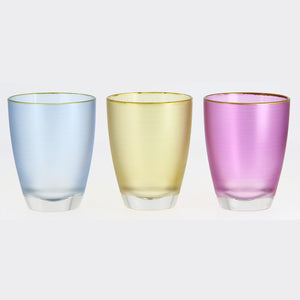 Fonte Moliere Tumbler 310ml - Pk3 assorted