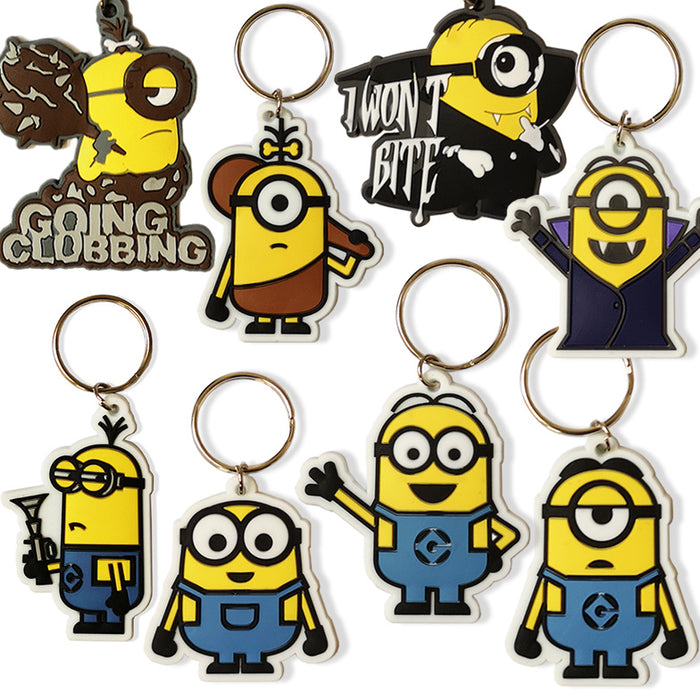 Minions Key Rings - Assorted Designs