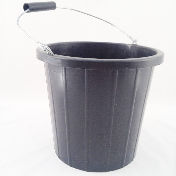 Airflow PB1002-BK Builders Bucket Black 2 Gallon