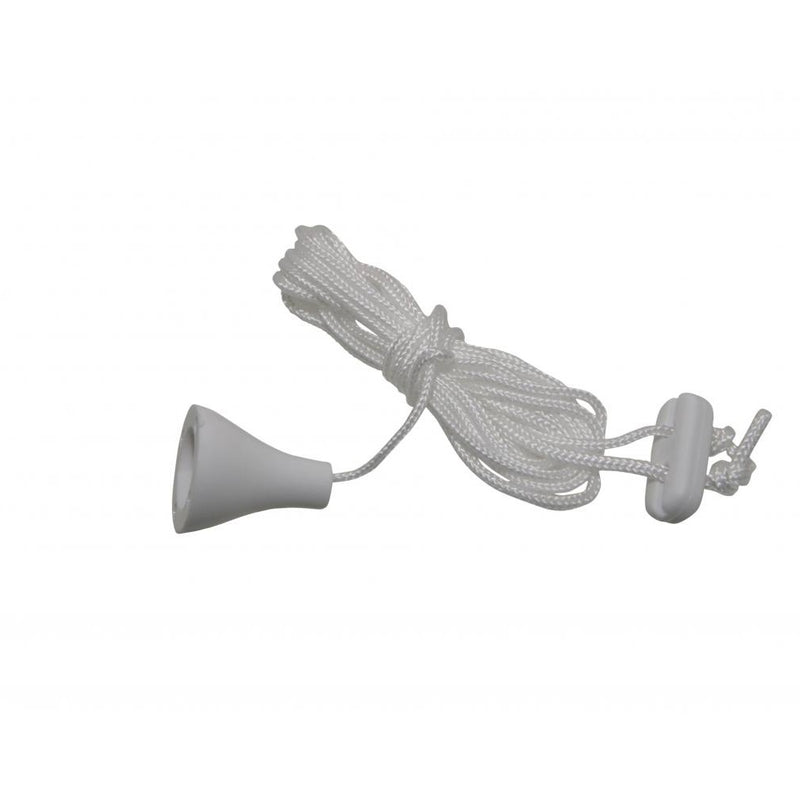Ceiling Pull Cord White