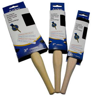 Arden Professional Paintbrushes - Various Sizes