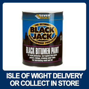 Everbuild Black Jack Bitumen Paint