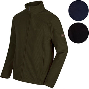 Regatta Eddard RMA293 Zip Up Fleece - Various Sizes & Colours