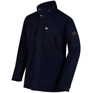 Regatta Eldric RMW265 Waterproof Jacket Navy - Various Sizes