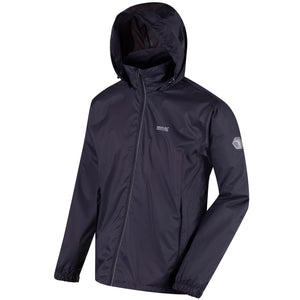 Regatta Lyle IV RMW283 Waterproof Jacket Iron - Various Sizes