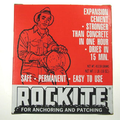 Rockite For Anchoring and Patching 1lb
