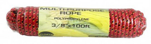 "3/8"" x 100FT Multipurpose Rope"