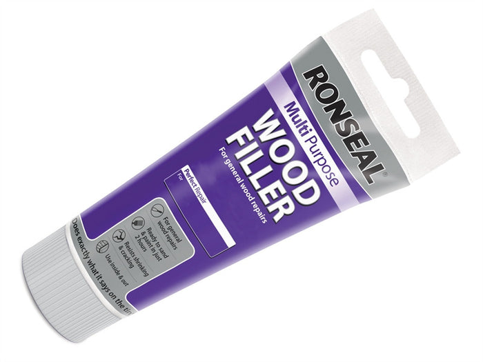 Ronseal Multi Purpose Wood Filler - Natural 325g