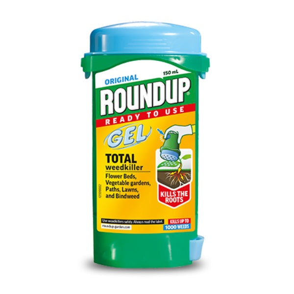 RoundUp Total Weedkiller Gel 150ml