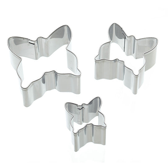 Sweetly Does It SDICUTBFLY3PC Butterly Fondant Cutters Set of 3