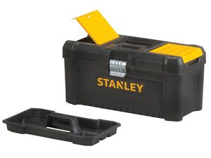 Stanley 175518 Basic Toolbox with Organiser Top 41cm (16in)