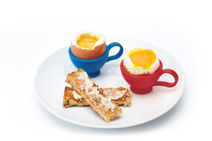 Colourworks Silicone Egg Cup - Various Colours