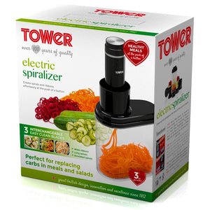 Tower T19014 Electric Spiralizer 100w