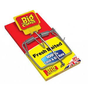 The Big Cheese STV195 Fresh Baited Rat Trap