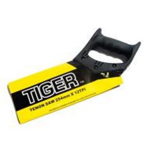 Worldwide 0104 TIGER Hardpoint Tenon Saw 12 TPI 10""