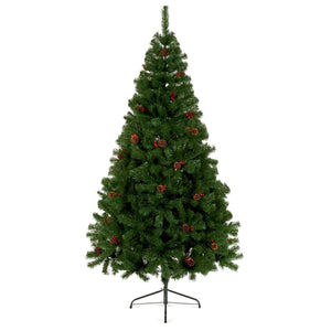 Premier Decorations TR500TR Tuscan Fir Christmas Tree 5ft (1.5Mtrs)