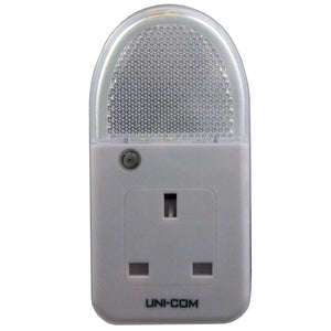 Uni-Com 62745 Night Light With Socket
