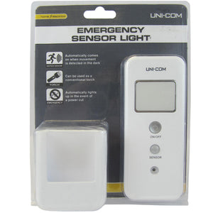 Uni-Com 63018 Safety Light 3 in 1