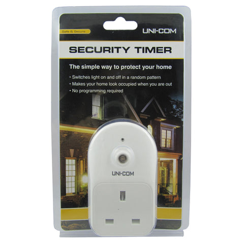 Uni-Com 63346 Security Timer
