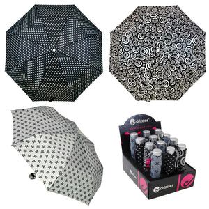 Drizzles UU0118A Supermini Umbrella - Assorted Print