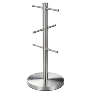 Judge TC342 Mug Tree, Satin Stainless Steel