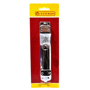 "Centurion VB108P Flat Sliding Door Bolt 8"" - Chrome Plated"
