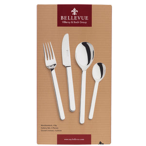 Bellevue VB2000 4Pce 18/10 Stainless Steel Cutlery Set