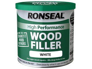 Ronseal High Performance Wood Filler 1kg - Various Colours