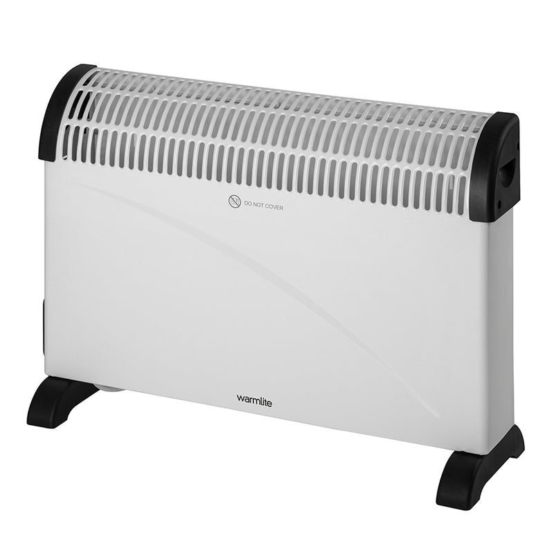 Warmlite WL41006 Turbo Convection Heater 3kW with Thermostat