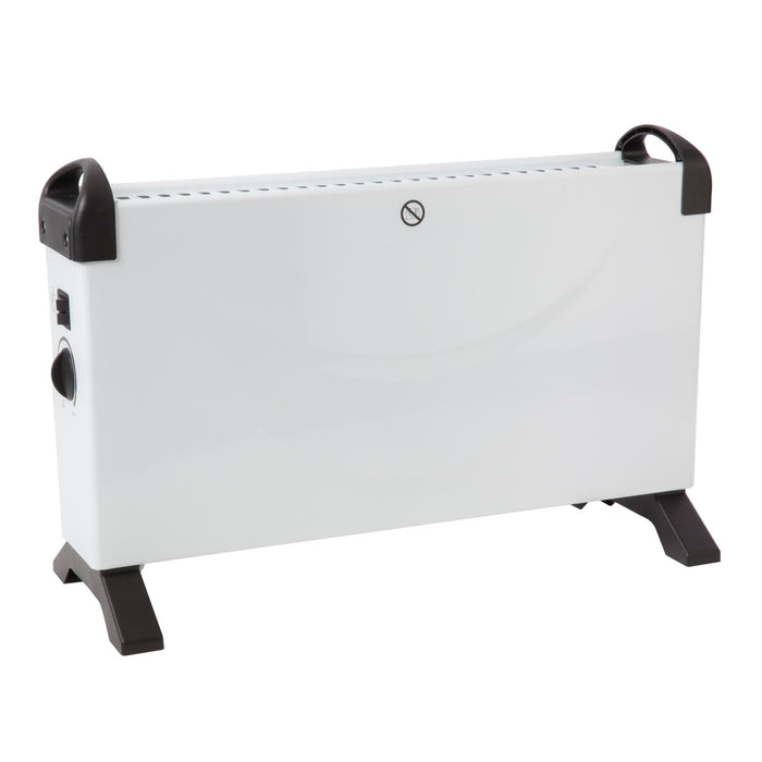Warmlite WL41007 Convector Heater 2kW with Thermostat