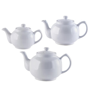Price & Kensington White Teapot - Various Sizes