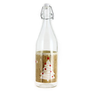 Lory Christmas Home 1ltr Swing Top Bottle