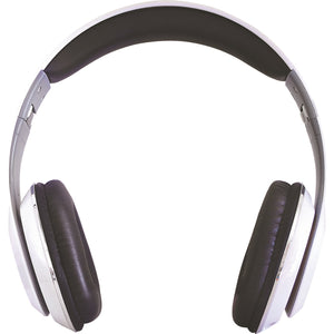 Infapower X302WHI Wired Stereo Headphones - White