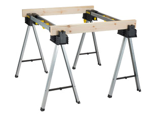 Stanley FatMax Sawhorse/Trestle - Twin Pack