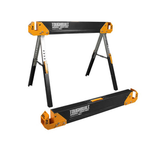 ToughBuilt C600 Sawhorse - Twin Pack