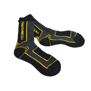 Roughneck Compression Work Boot Socks Twin Pack