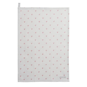 Sophie Allport ALL34601 Tea Towel - Hearts