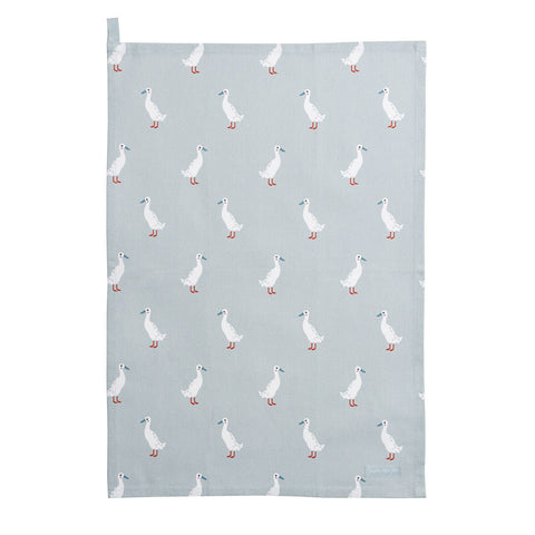 Sophie Allport ALL35601 Tea Towel - Runner Duck