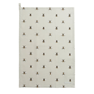 Sophie Allport ALL36601 Tea Towel - Bees