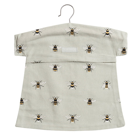 Sophie Allport ALL36605 Peg Bag - Bees