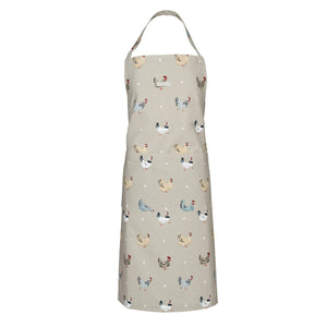 Sophie Allport ALL37250 Adult Apron - Lay A Little Egg Hen