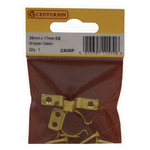 Centurion CA30P EB Gripper Catch - 26mm x 17mm