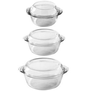 Mason Cash Classic Heritage Casserole with Lid - Various Sizes